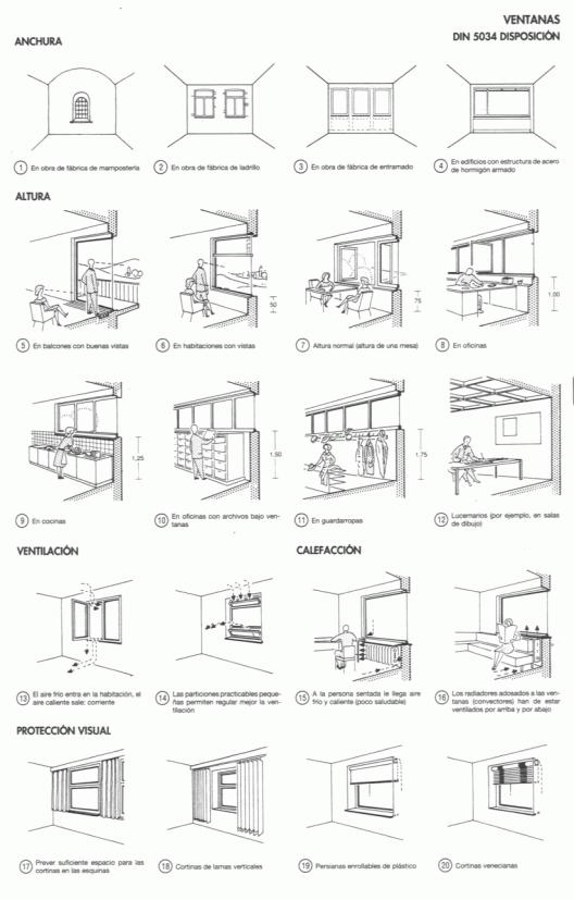 En Detalle Ventanas Planos De Casas Gratis