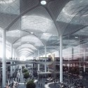 Details Emerge on World's Largest Airport Terminal in Istanbul © MIR