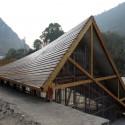 The Pinch Library And Community Center / Olivier Ottevaere + John Lin Cortesía de Olivier Ottevaere + John Lin