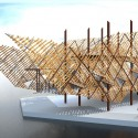 Venice Biennale 2014: Australia to Showcase 11 Unbuilt Projects Restaurant Emblemático Darwin. Imágen © Susan Dugdale and Associates