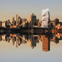 Venice Biennale 2014: Australia to Showcase 11 Unbuilt Projects Tower Skin. Imágen © LAVA