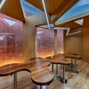 The Forbidden City Red-wall Teahouse / CutscapeArchitecture © Wang Yi