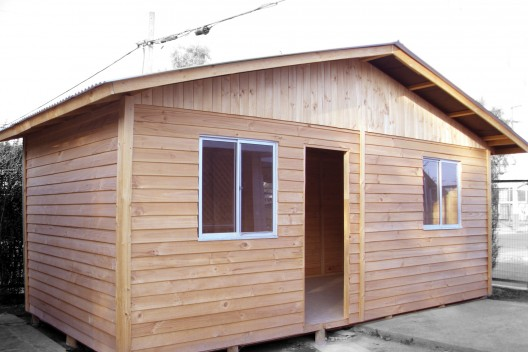 Casas prefabricadas madera piezas prefabricadas - Prefabricadas economicas ...