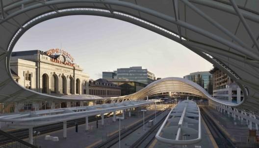 Estación Unión en Denver  / SOM