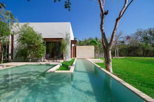 Casa aldea seijo peon arquitectos y asociados planos - Arquitectos en merida ...