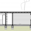 Casa Bioclimática GG / Alventosa Morell Arquitectes Sección