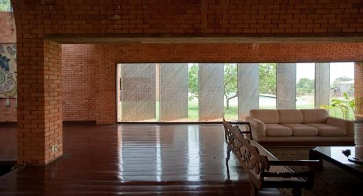 Obras emblem ticas de jo o filgueiras lima cono de la arquitectura brasilera planos de casas - Hostel casa dos arcos ...