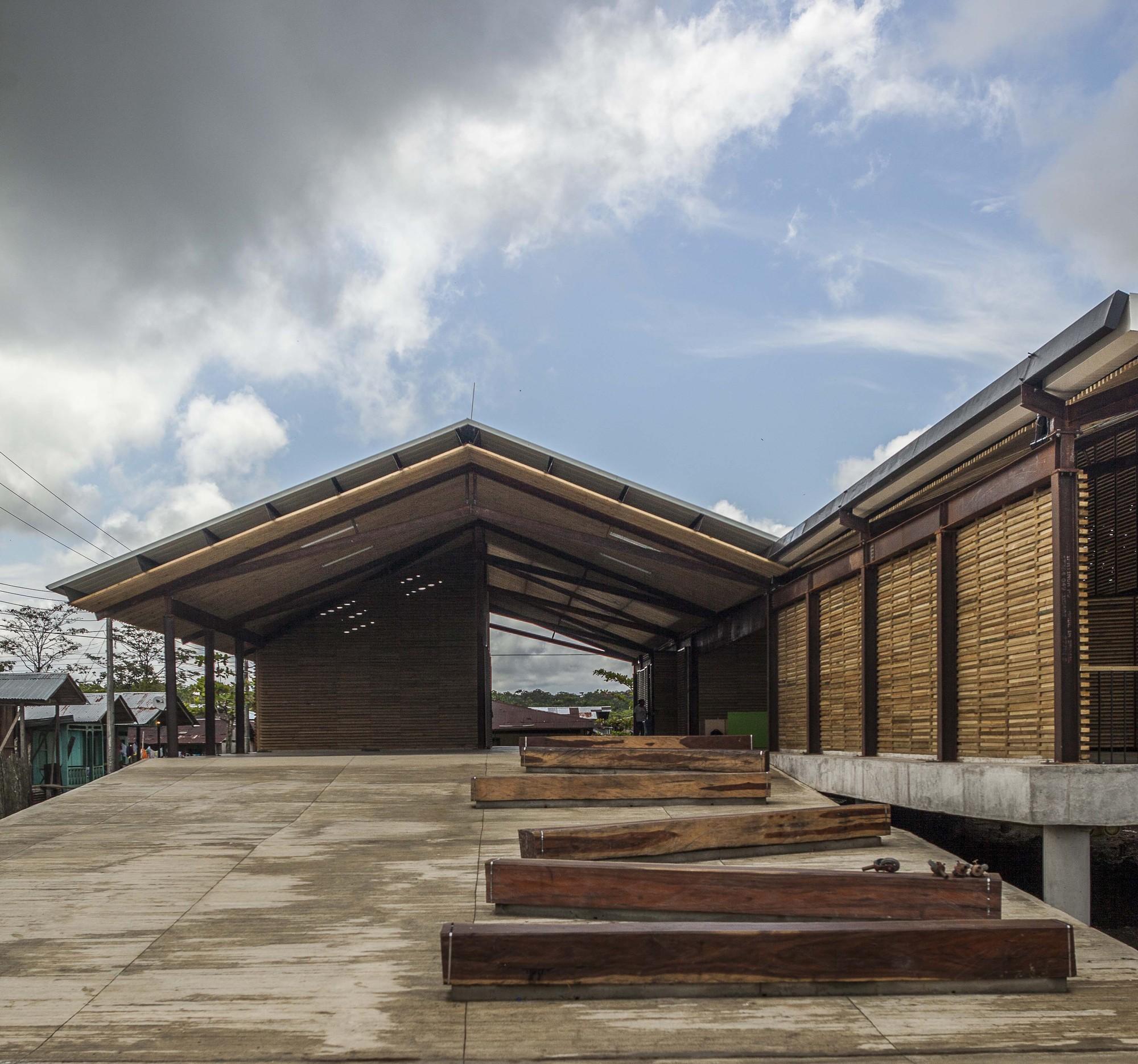 Parque educativo vig a del fuerte taller sintesis for Plataforma arquitectura