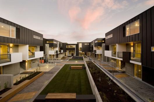 Wilton close cymon allfrey architects planos de casas for Rough and milne