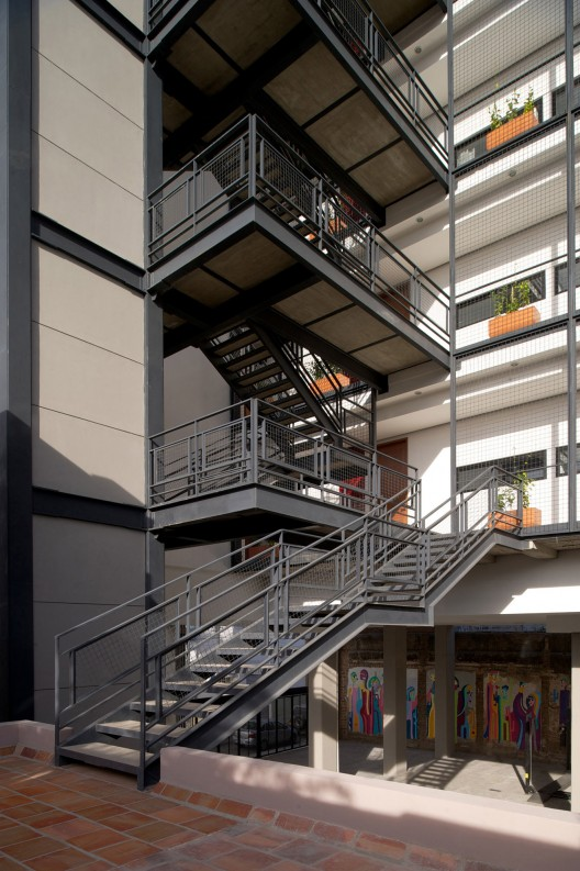 Edificio Casa Gleason / Trama Arquitectos
