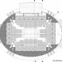 En Detalle: Estructuras a gran escala / Estadios Estadio Ankara Arena / Yazgan Design Architecture. Planta