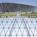 En Detalle: Estructuras a gran escala / Estadios Estadio de Baloncesto en Dongguan / gmp architekten. Image © Christian Gahl