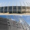 En Detalle: Estructuras a gran escala / Estadios Arena da Baixada / carlosarcosarquite(c)tura. Image © Leonardo Finotti