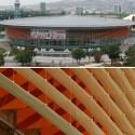 En Detalle: Estructuras a gran escala / Estadios Estadio Ankara Arena / Yazgan Design Architecture. Image © Yunus Özkazanç
