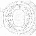 En Detalle: Estructuras a gran escala / Estadios Estadio de Baloncesto en Dongguan / gmp architekten. Planta