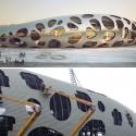 En Detalle: Estructuras a gran escala / Estadios Estadio de Fútbol Borisov / OFIS Architects. Image © Rok Gerbec