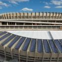 En Detalle: Estructuras a gran escala / Estadios Complejo Deportivo Mineirão / BCMF Arquitetos. Image © Leonardo Finotti