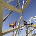 En Detalle: Estructuras a gran escala / Estadios Willmote Allianz Rivera / Wilmotte & Associés Sa. Image © Miläne Servelle