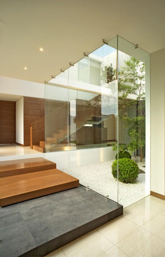 Casa koz tacher arquitectos planos de casas gratis for Casa de arquitecto moderno